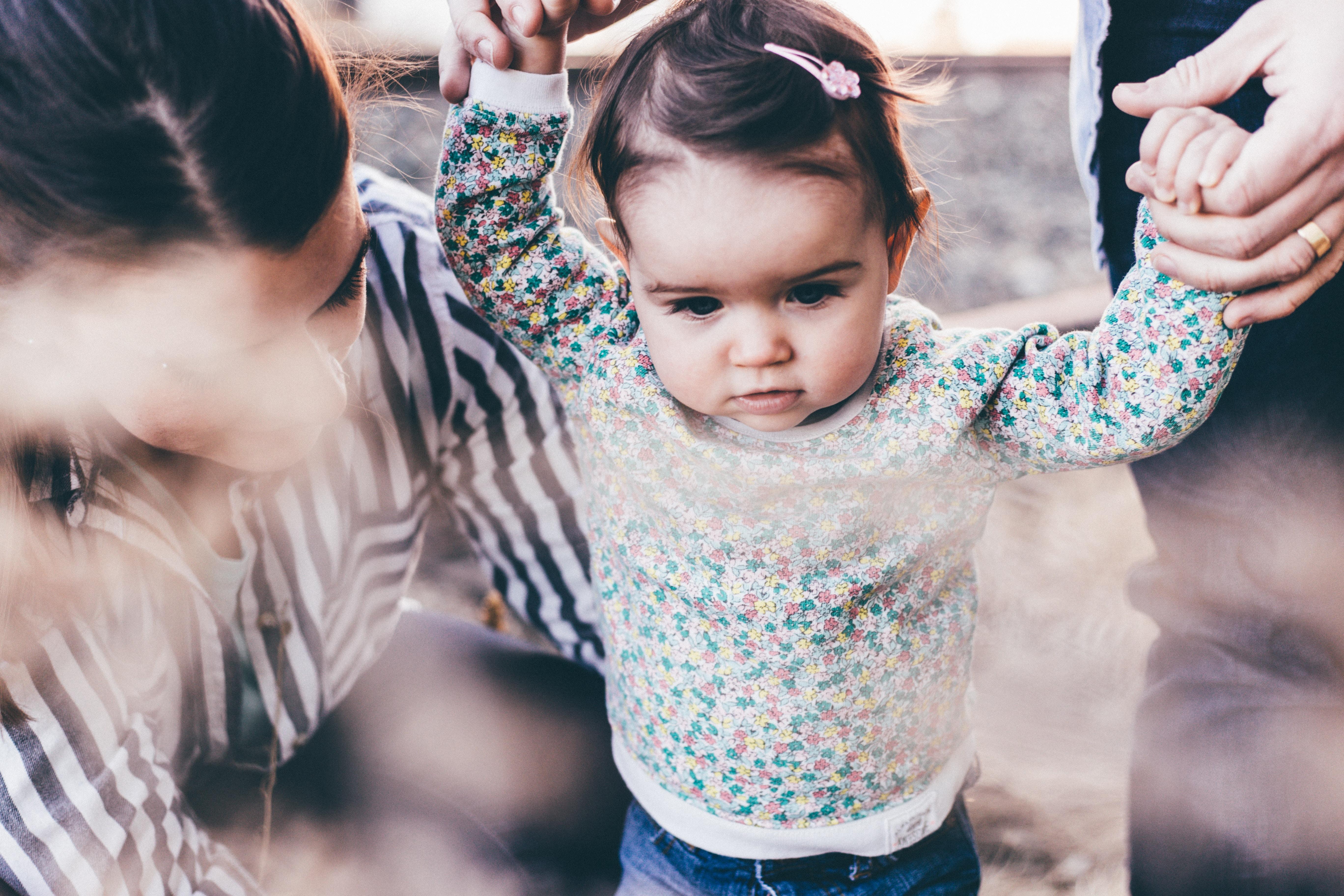 Eingewöhnung in der Kinderkrippe