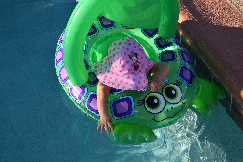 Schwimmen ohne Stress und Tränen lernen