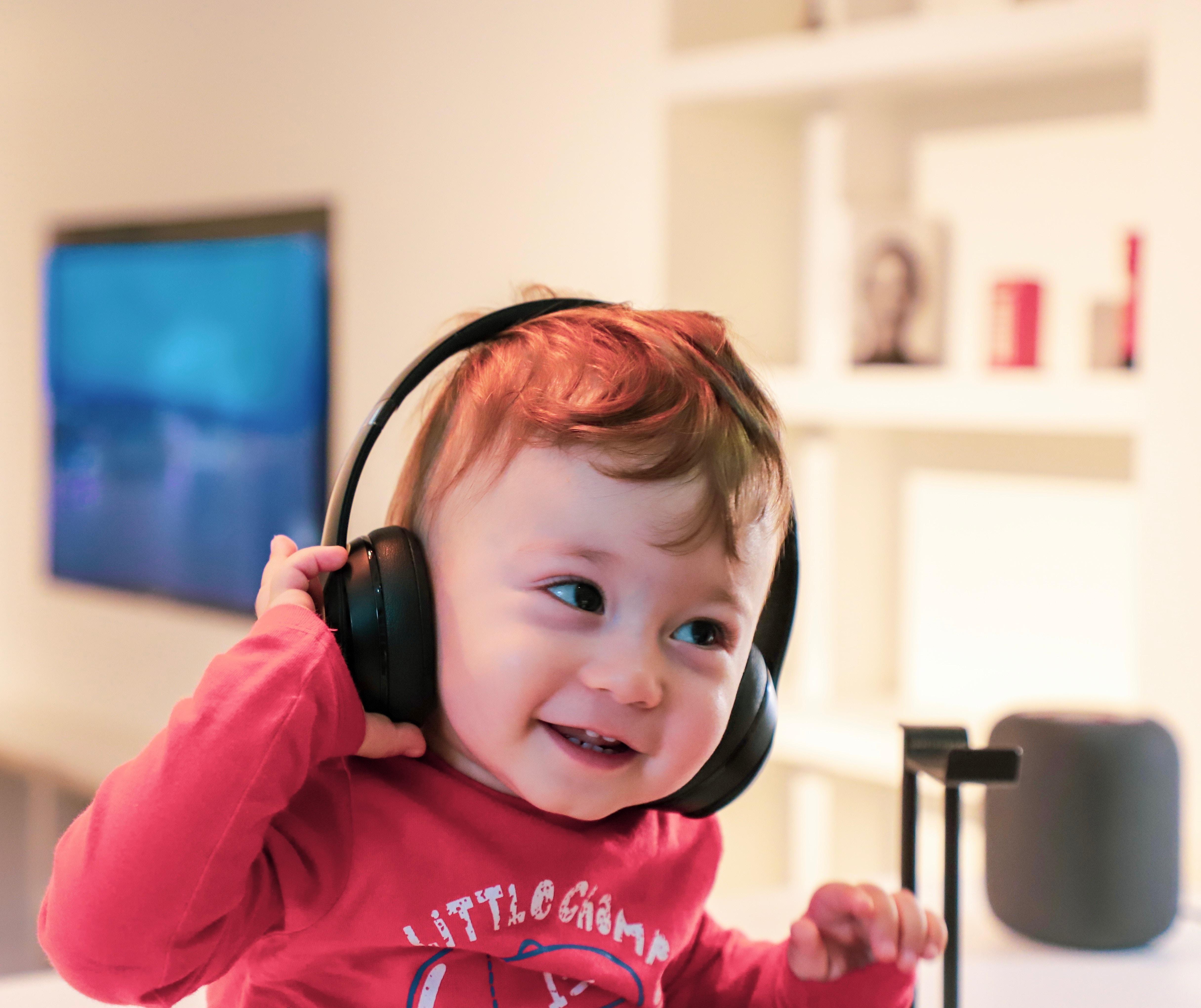 5 Musikaktivitäten für Kleinkinder