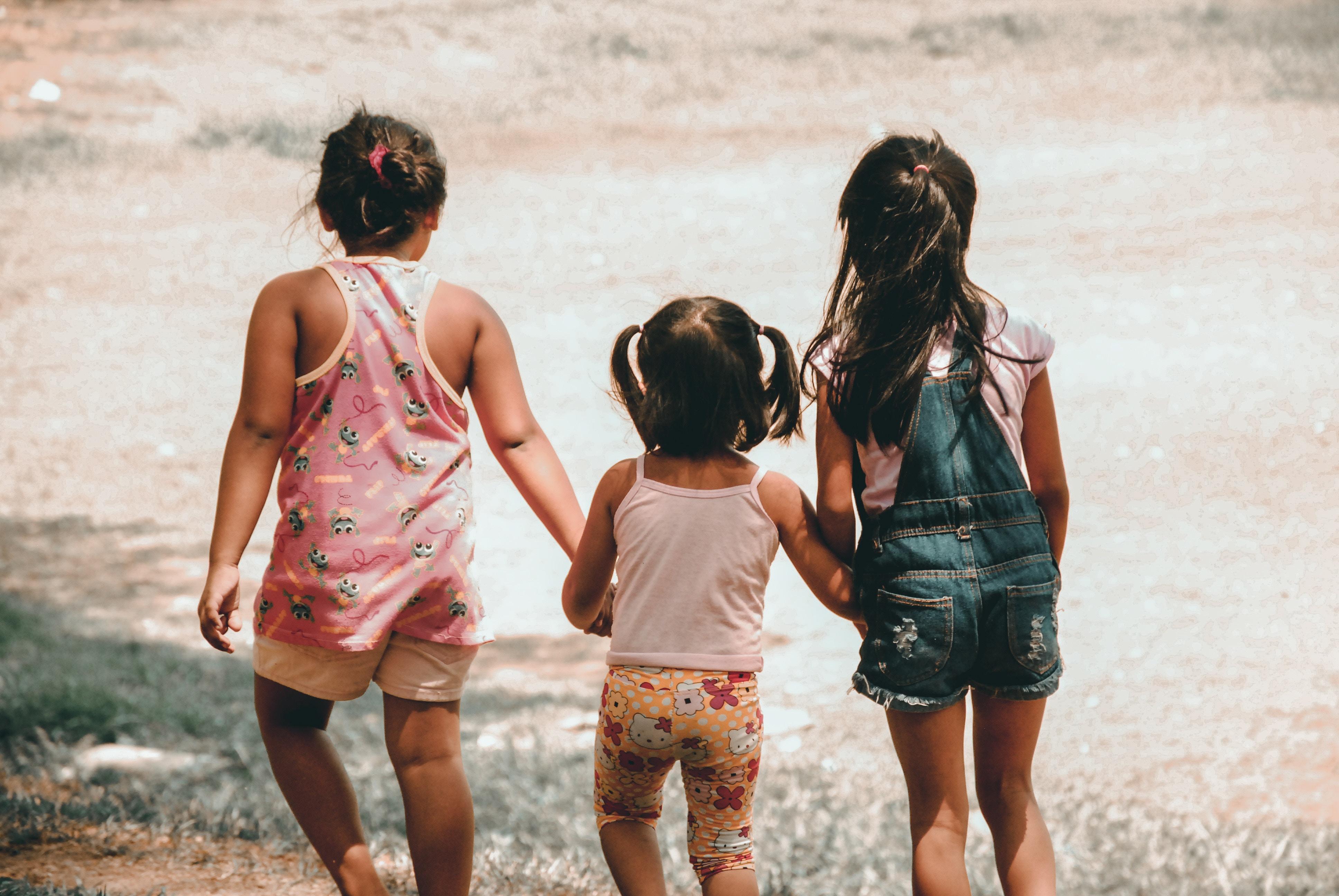 Outdoor Aktivitäten für Kinder